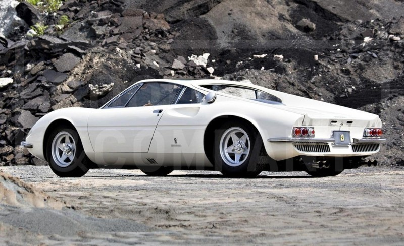 Gooding Pebble Beach 2014 - 1966 Ferrari 365P Tre Posti 7