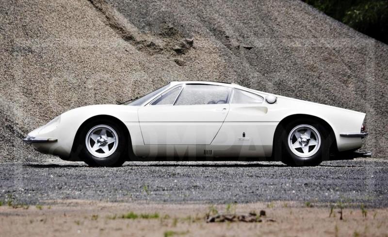 Gooding Pebble Beach 2014 - 1966 Ferrari 365P Tre Posti 8
