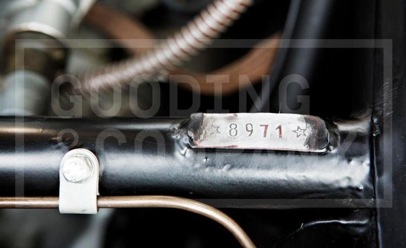 Gooding Pebble Beach 2014 - 1966 Ferrari 365P Tre Posti 9