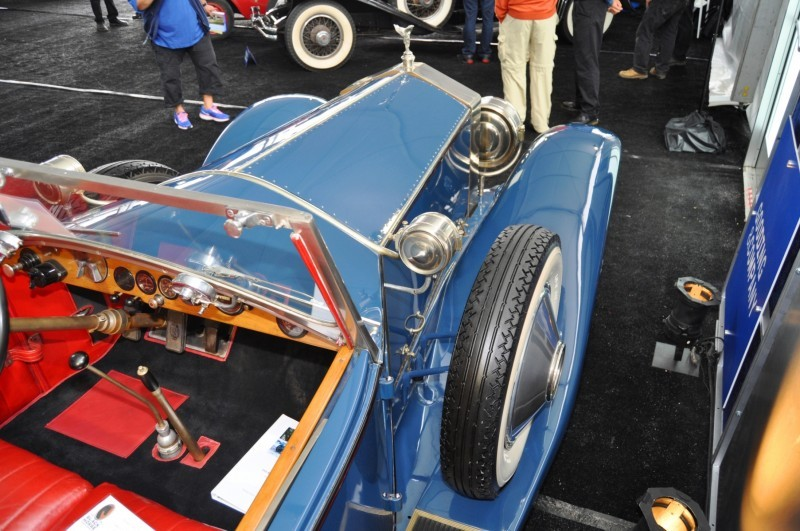 Gooding Pebble Beach 2014 Highlights - 1926 Rolls-Royce Silver Ghost Playboy Roadster 21