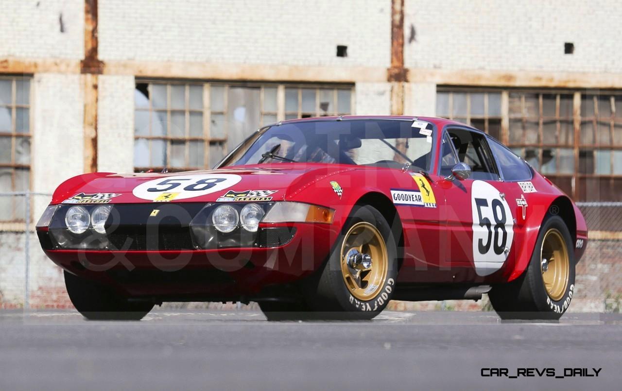 1965 Alfa Romeo Giulia Tz By Zagato Crosses Million Mark At Gooding Pb ...