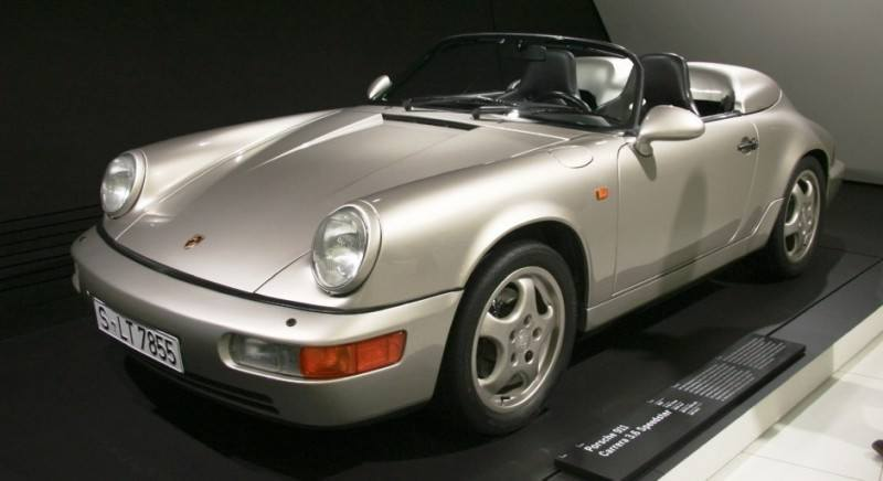 Gooding Pebble Beach 2014 Preview - 1994 Porsche 911 Carrera 3.6 Speedster 13