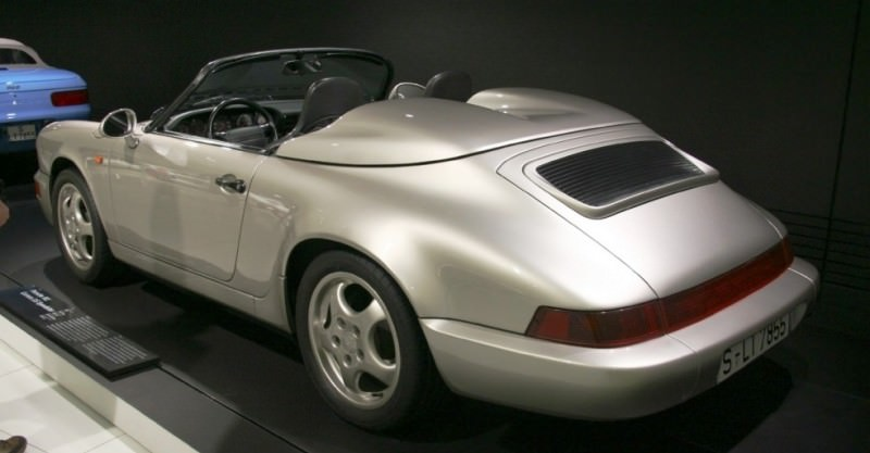 Gooding Pebble Beach 2014 Preview - 1994 Porsche 911 Carrera 3.6 Speedster 14