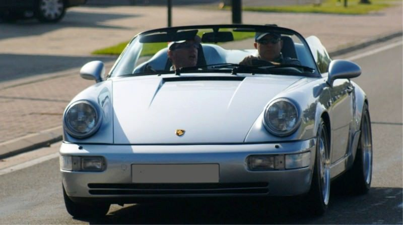 Gooding Pebble Beach 2014 Preview - 1994 Porsche 911 Carrera 3.6 Speedster 17