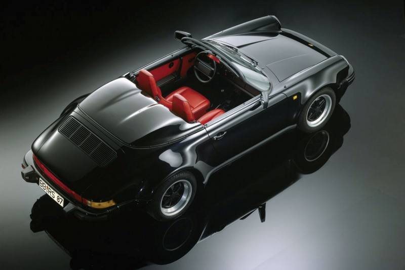 Gooding Pebble Beach 2014 Preview - 1994 Porsche 911 Carrera 3.6 Speedster 20