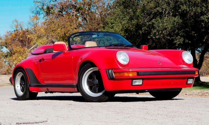 Gooding Pebble Beach 2014 Preview - 1994 Porsche 911 Carrera 3.6 Speedster 21