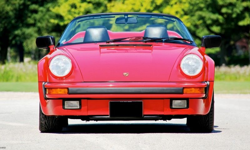 Gooding Pebble Beach 2014 Preview - 1994 Porsche 911 Carrera 3.6 Speedster 22