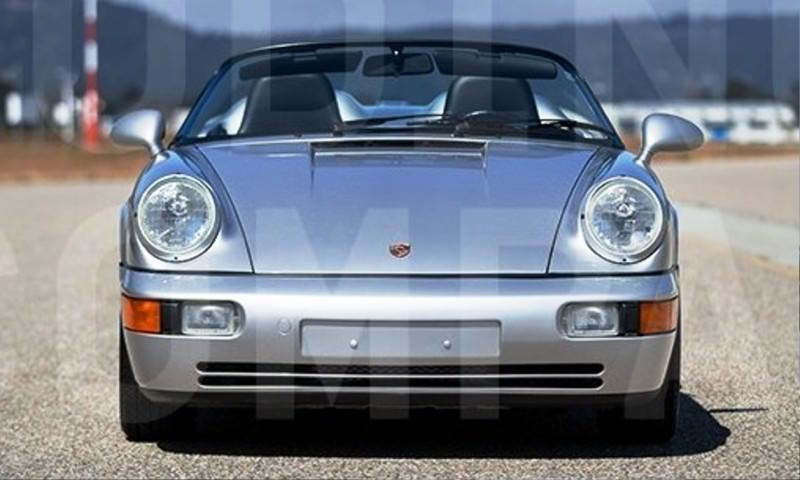 Gooding Pebble Beach 2014 Preview - 1994 Porsche 911 Carrera 3.6 Speedster 3