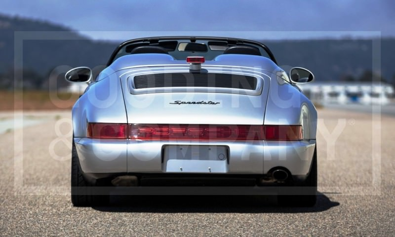 Gooding Pebble Beach 2014 Preview - 1994 Porsche 911 Carrera 3.6 Speedster 4