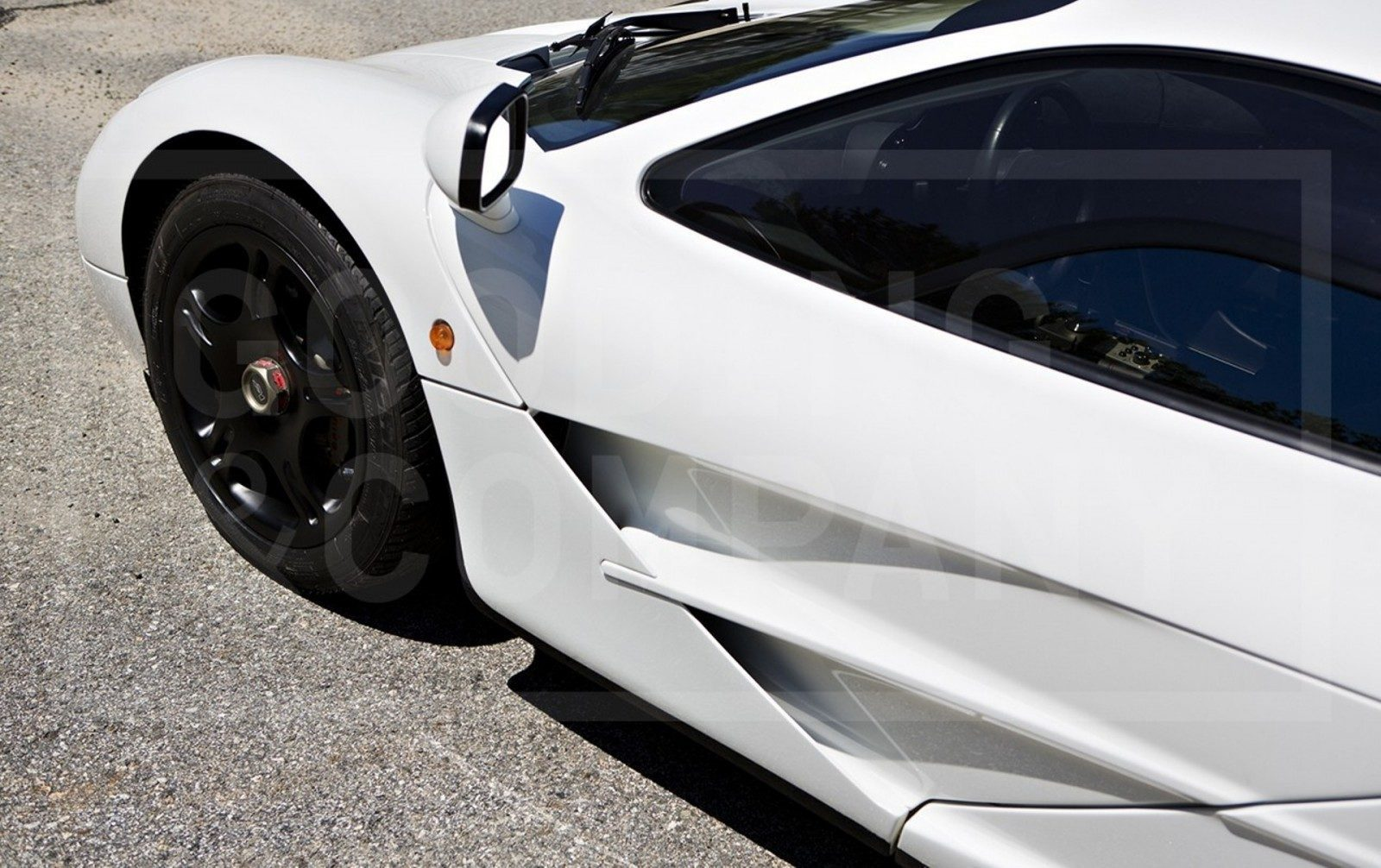 Gooding Pebble Beach 2014 Preview - 1995 McLaren F1 - The Only White F1 Ever Made = $12Mil+ 17