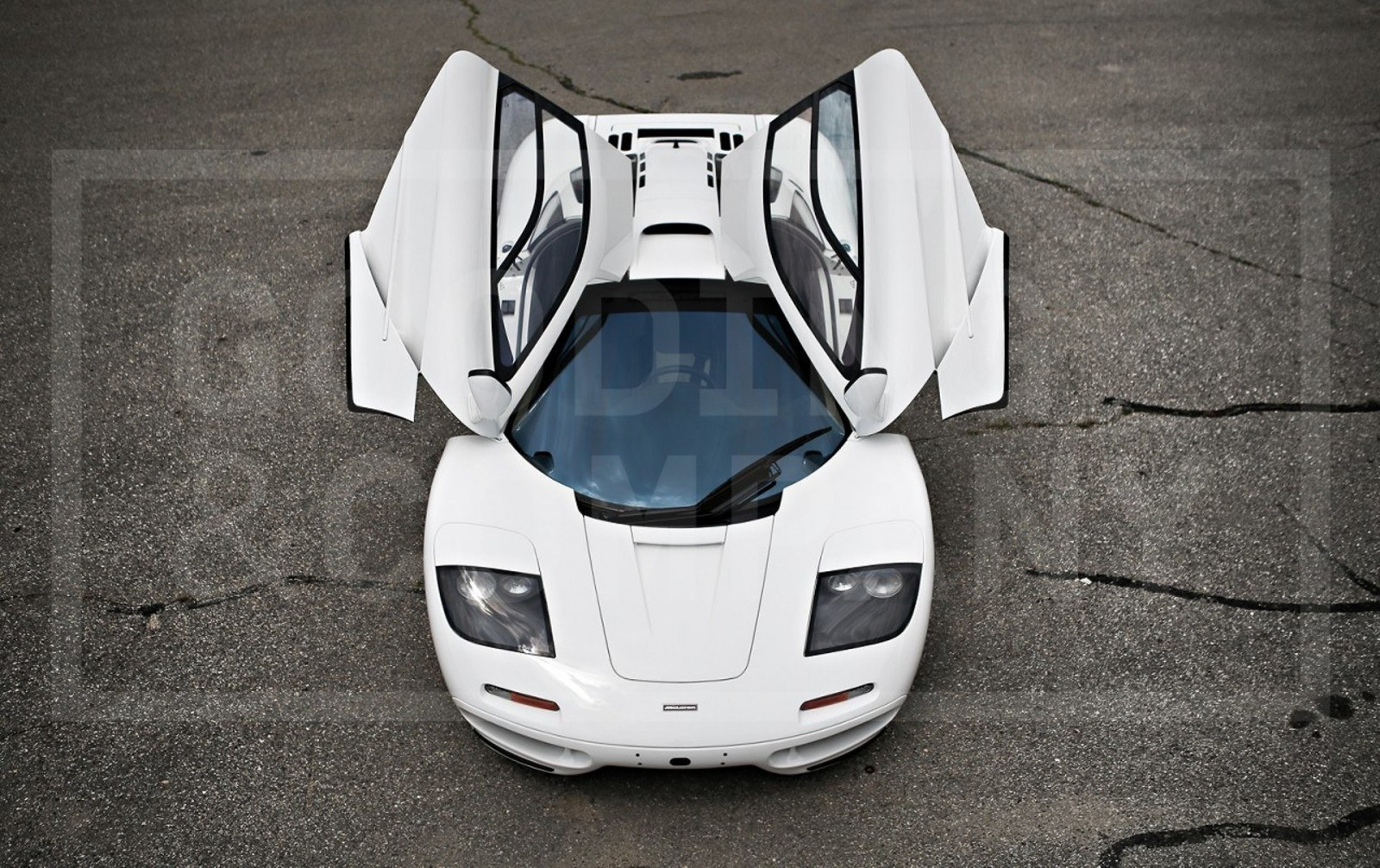 Gooding Pebble Beach 2014 Preview - 1995 McLaren F1 - The Only White F1 Ever Made = $12Mil+ 5