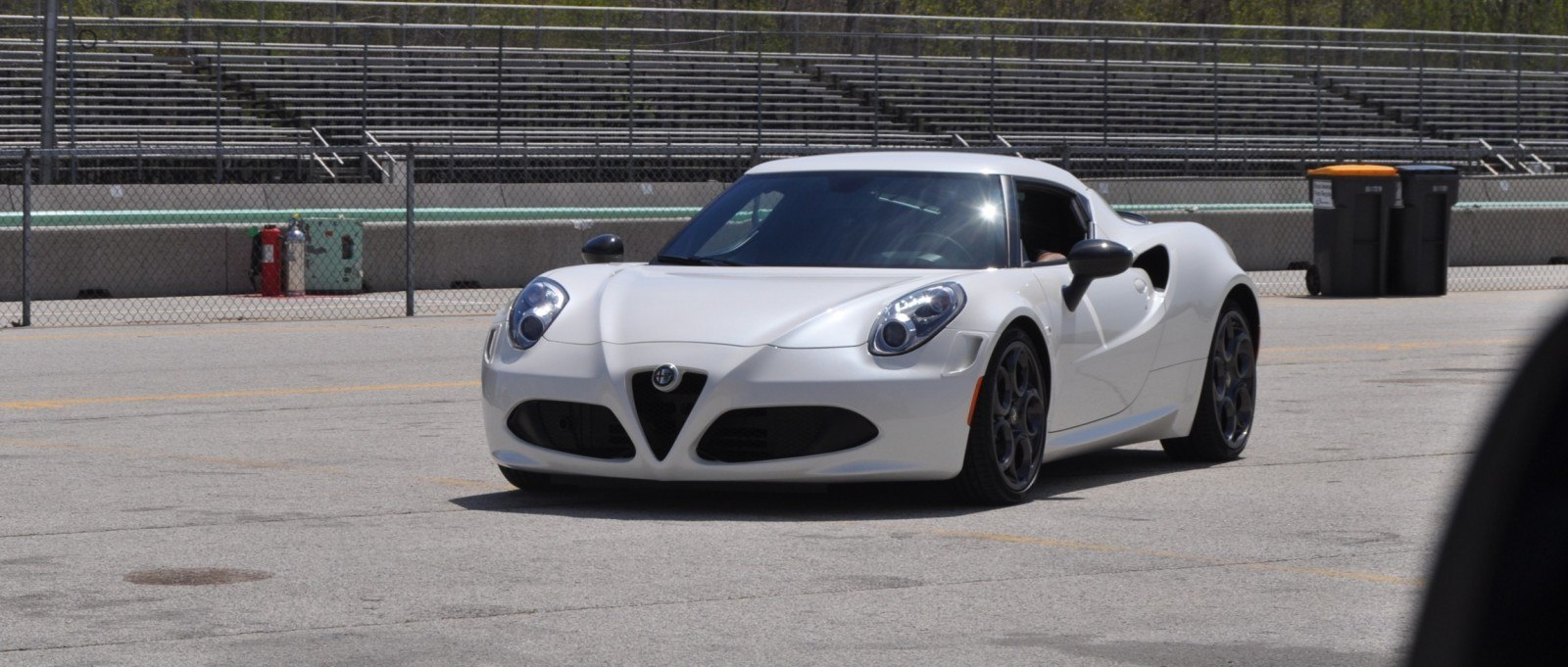 Gorgeous 2015 Alfa-Romeo 4C Revealed in Full USA Trim + New Headlights! 1
