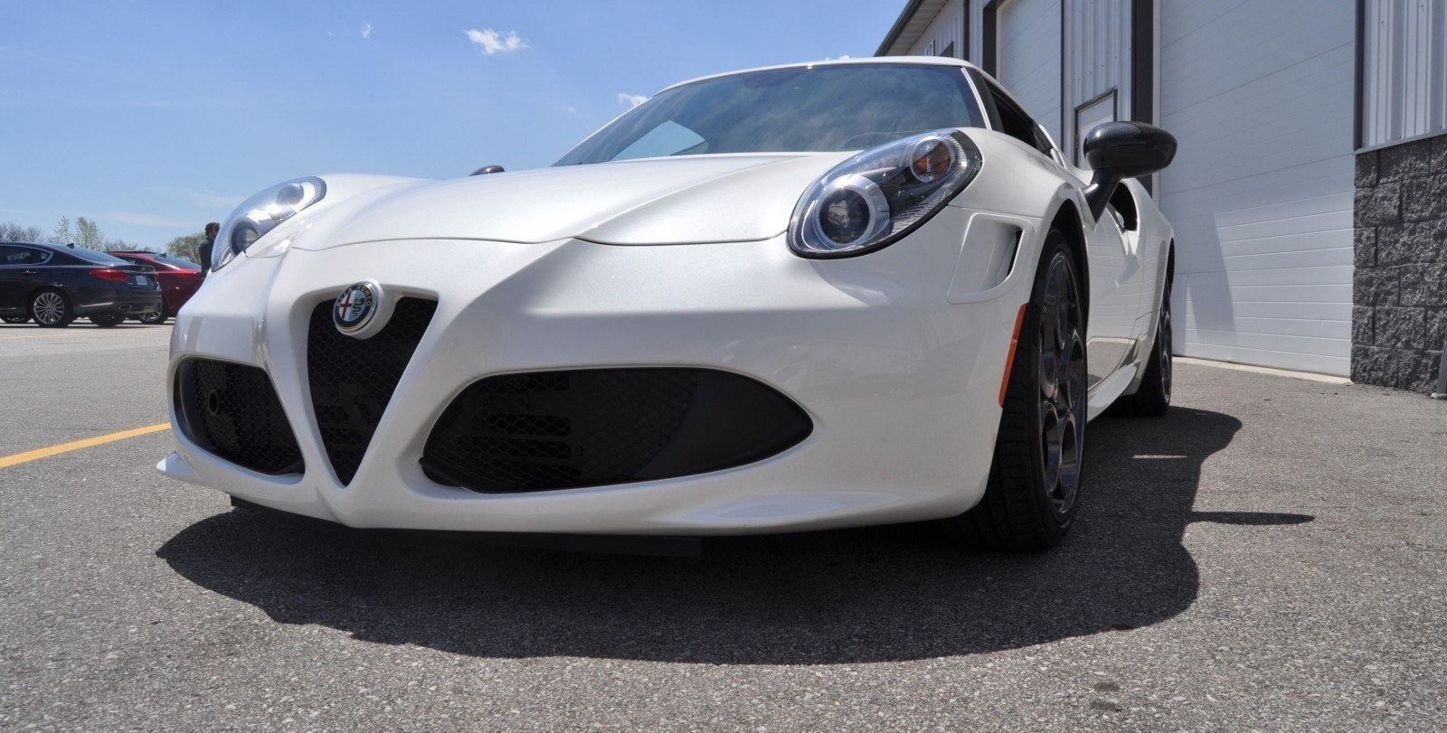 Gorgeous 2015 Alfa-Romeo 4C Revealed in Full USA Trim + New Headlights! 10