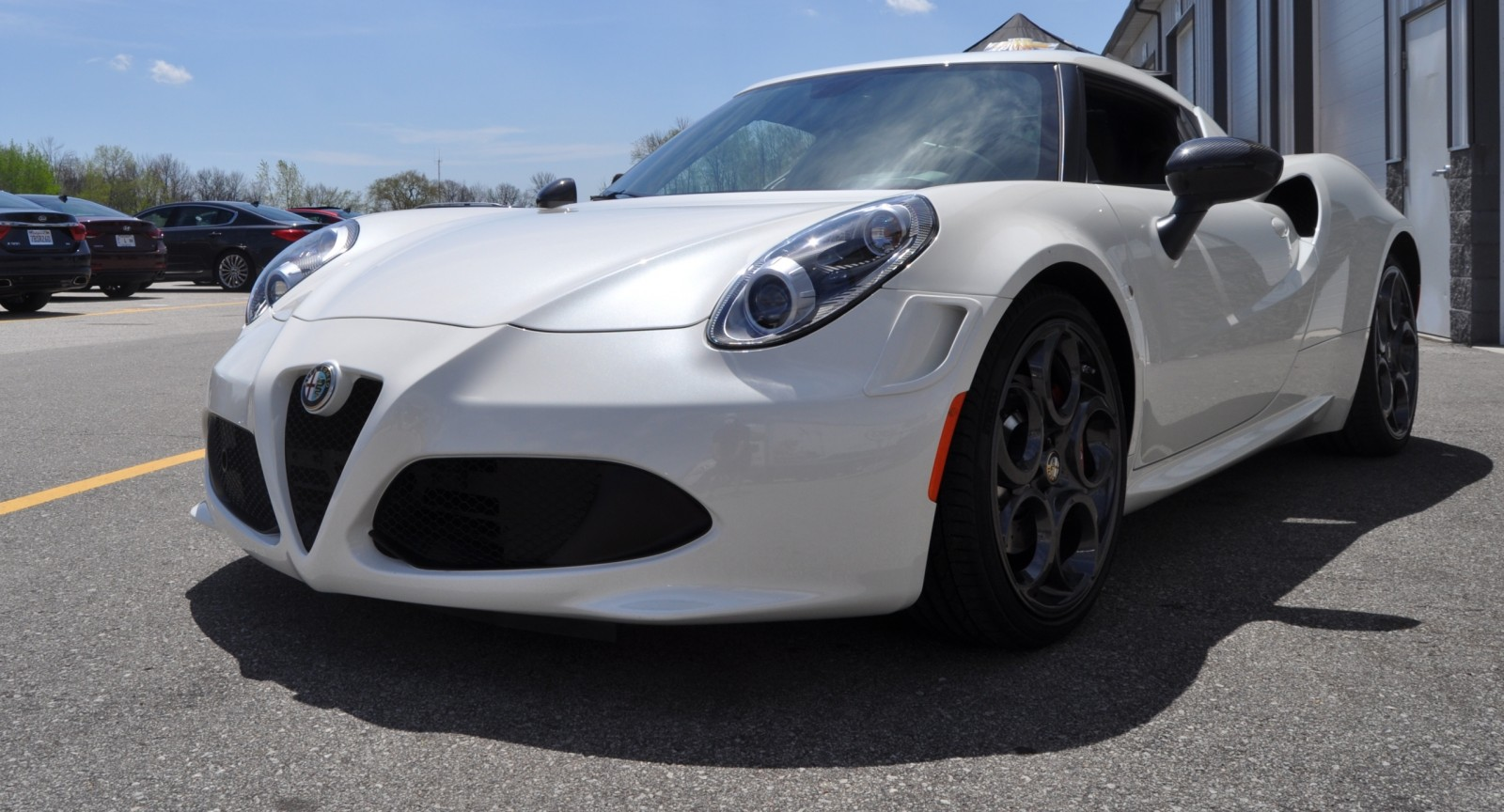 Gorgeous 2015 Alfa-Romeo 4C Revealed in Full USA Trim + New Headlights! 11