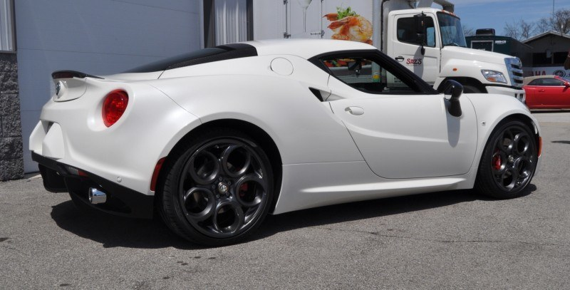 Gorgeous 2015 Alfa-Romeo 4C Revealed in Full USA Trim + New Headlights! 22