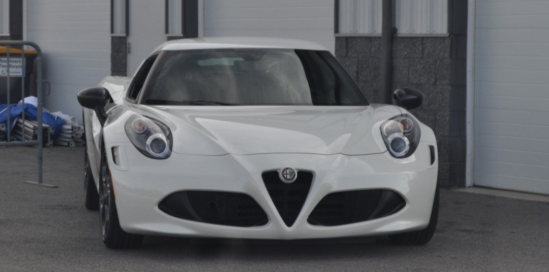 Gorgeous 2015 Alfa-Romeo 4C Revealed in Full USA Trim + New Headlights! 27