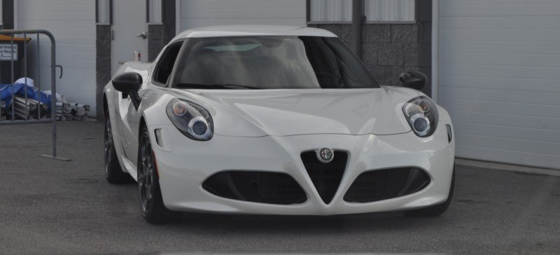 Gorgeous 2015 Alfa-Romeo 4C Revealed in Full USA Trim + New Headlights! 28