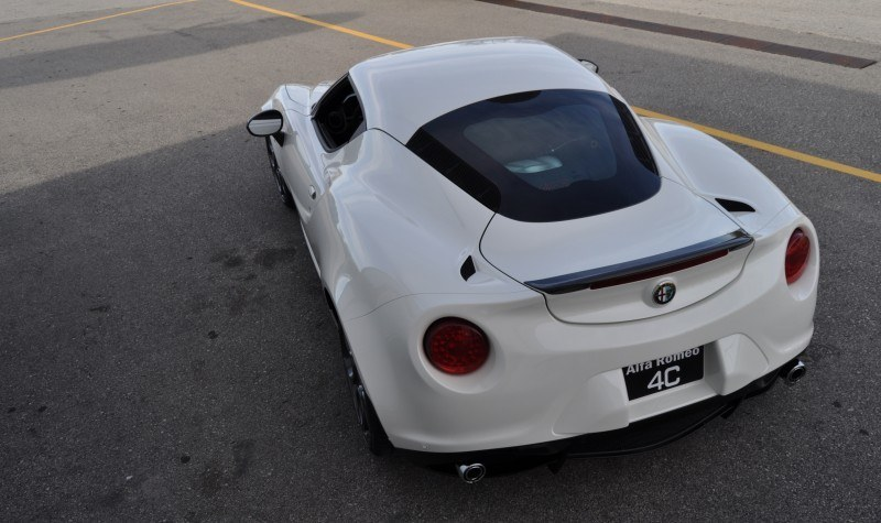 Gorgeous 2015 Alfa-Romeo 4C Revealed in Full USA Trim + New Headlights! 34