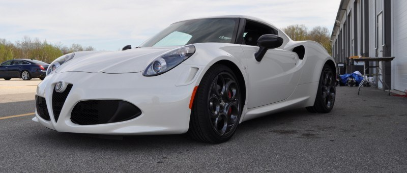Gorgeous 2015 Alfa-Romeo 4C Revealed in Full USA Trim + New Headlights! 40