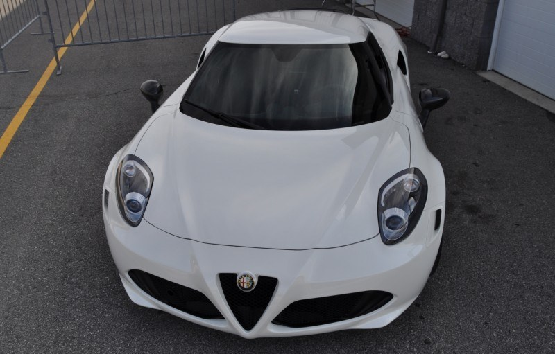 Gorgeous 2015 Alfa-Romeo 4C Revealed in Full USA Trim + New Headlights! 42
