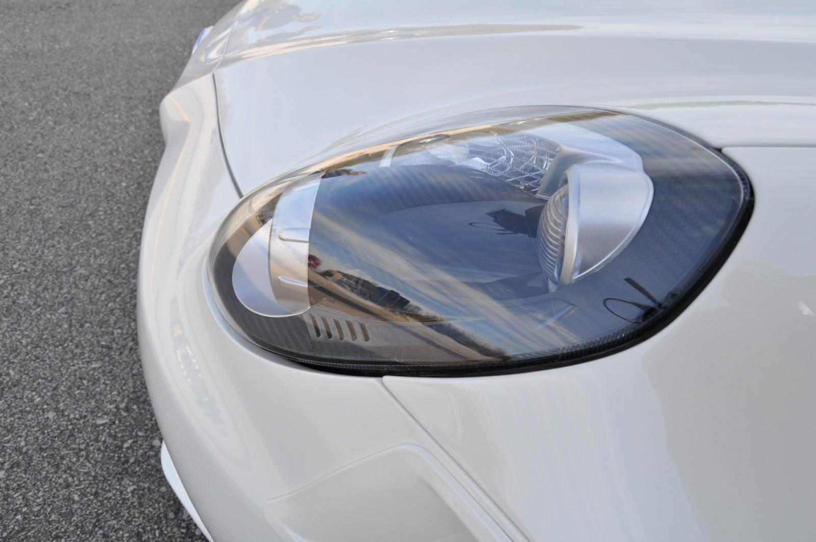 Gorgeous 2015 Alfa Romeo 4c Revealed In Full Usa Trim New Headlights 46