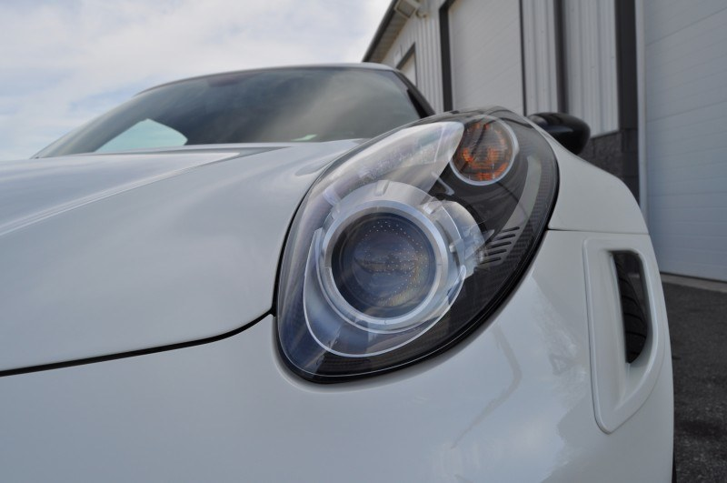 Gorgeous 2015 Alfa-Romeo 4C Revealed in Full USA Trim + New Headlights! 47