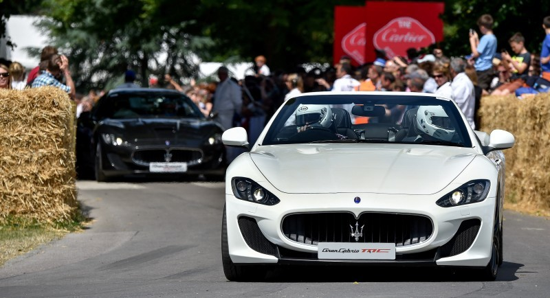 GranCabrio MC and GranTurismo MC Stradale