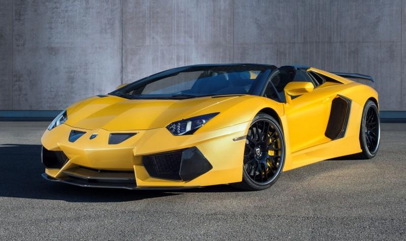 HAMANN Lamborghini Aventador Roadster 12