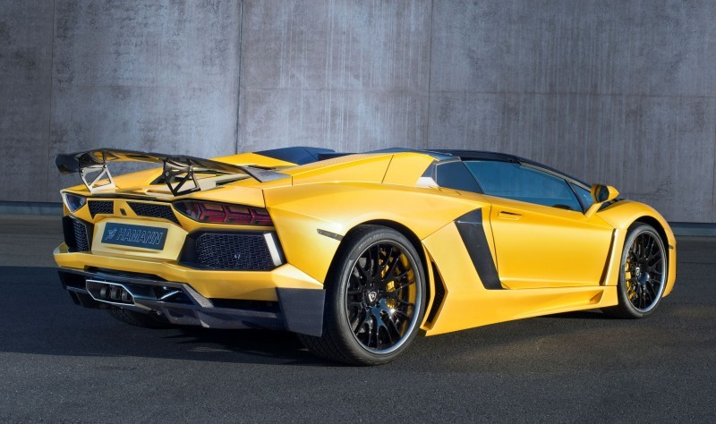 HAMANN Lamborghini Aventador Roadster 14