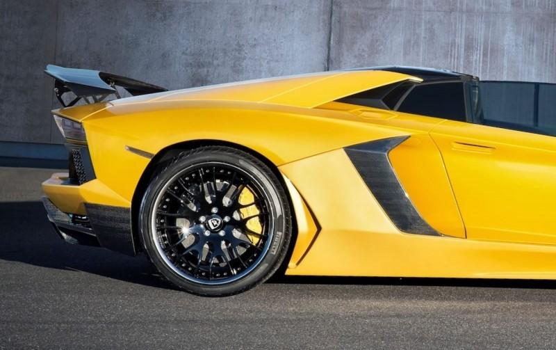 HAMANN Lamborghini Aventador Roadster 17
