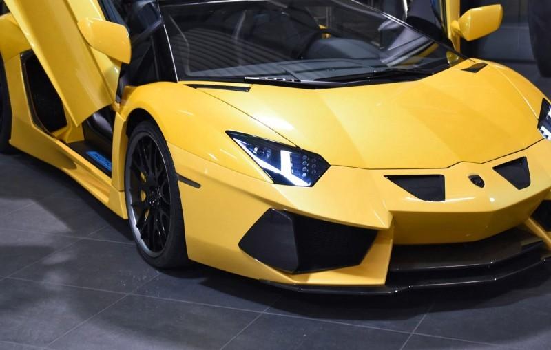 HAMANN Lamborghini Aventador Roadster 2