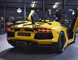 HAMANN Lamborghini Aventador Roadster – Exotic Aerokit Banishes SV Envy