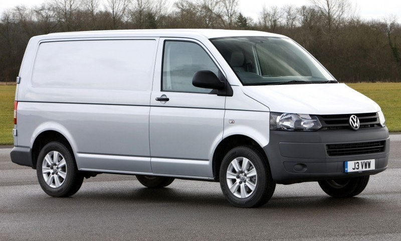 Happy B-Day to the Volkswagen Minibus and Transporter! Work Van Legend Turns 60 in UK This Year 18