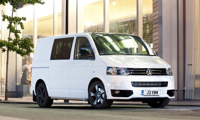 Happy B-Day to the Volkswagen Minibus and Transporter! Work Van Legend Turns 60 in UK This Year 19