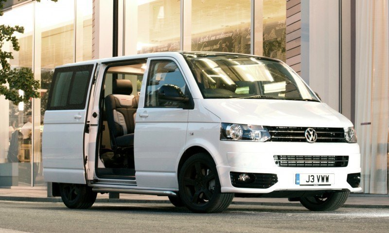 Happy B-Day to the Volkswagen Minibus and Transporter! Work Van Legend Turns 60 in UK This Year 20