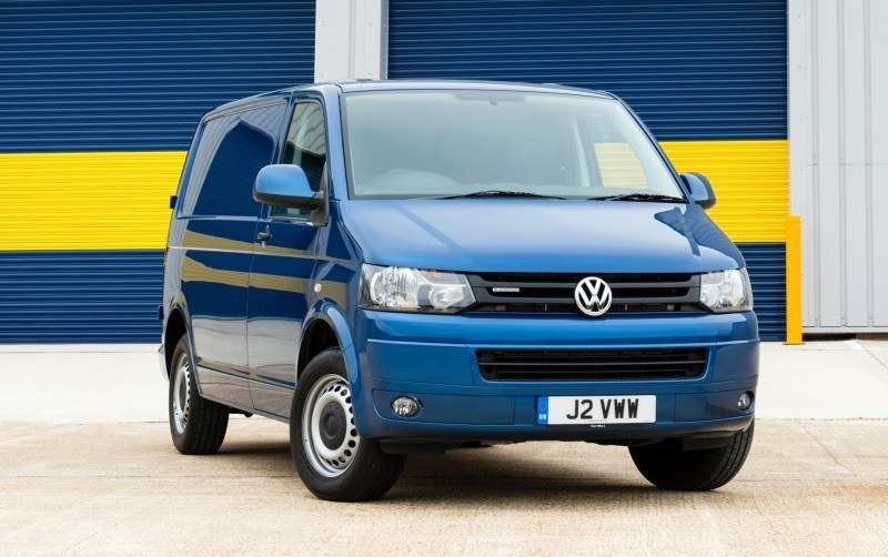 Happy B-Day to the Volkswagen Minibus and Transporter! Work Van Legend Turns 60 in UK This Year 39