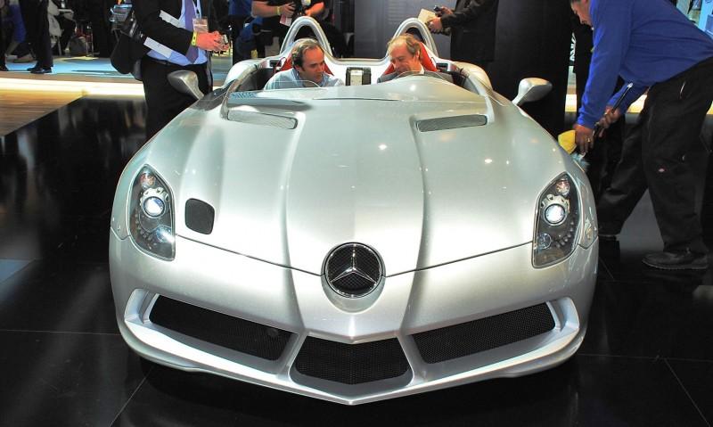 Hypercar Heroes - 2009 Mercedes-Benz SLR McLaren 722 Stirling Moss 12