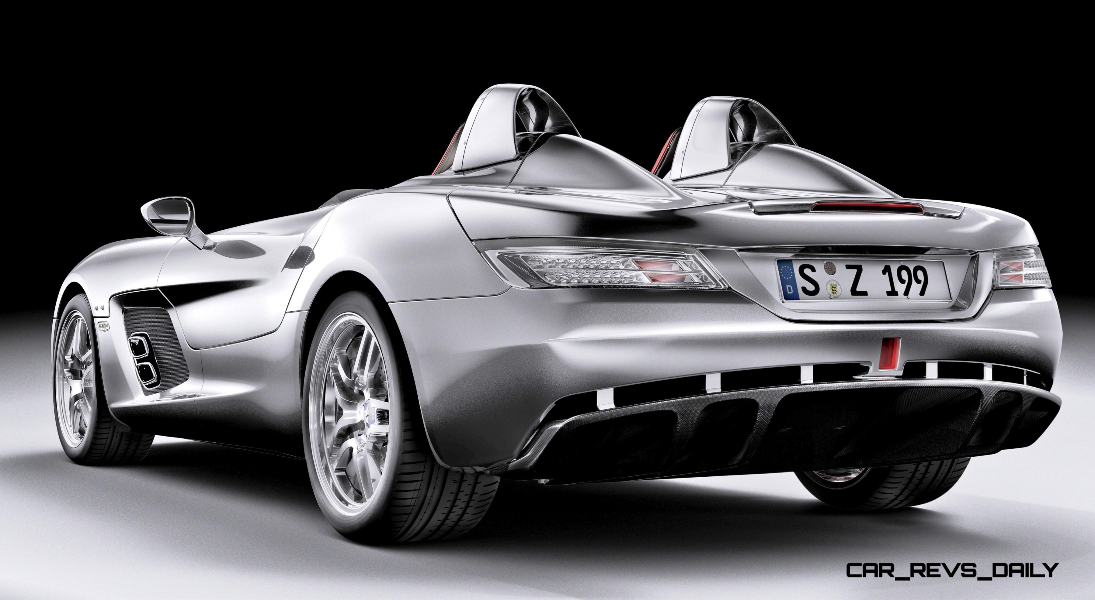 hypercar heroes 2009 mercedes benz slr mclaren 722. Black Bedroom Furniture Sets. Home Design Ideas