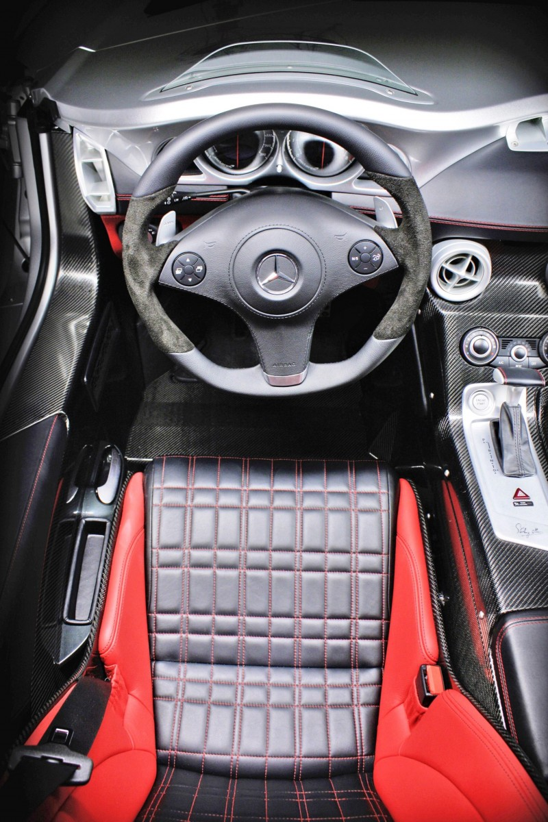 Hypercar Heroes - 2009 Mercedes-Benz SLR McLaren 722 Stirling Moss 39