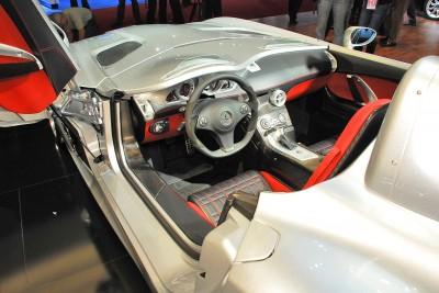 Hypercar Heroes - 2009 Mercedes-Benz SLR McLaren 722 Stirling Moss 48