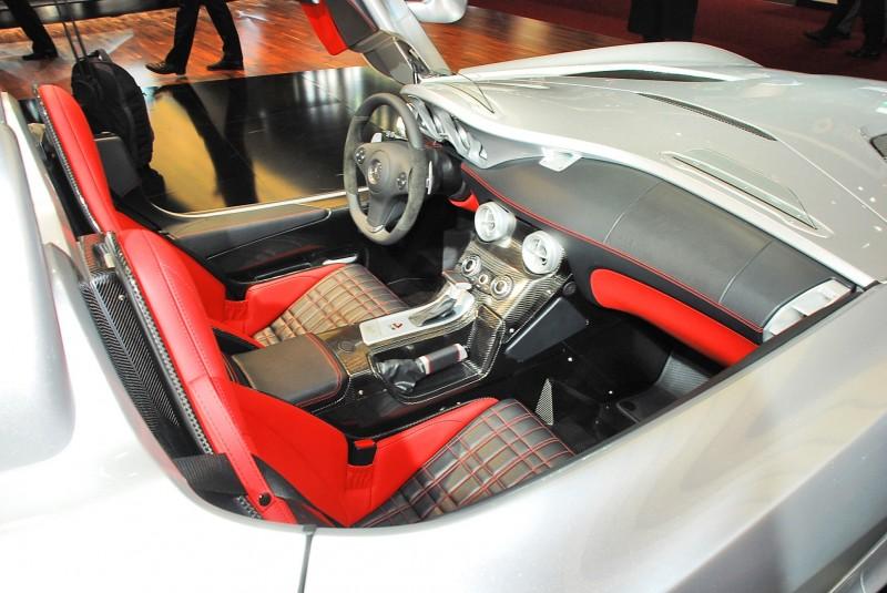 Hypercar Heroes - 2009 Mercedes-Benz SLR McLaren 722 Stirling Moss 49