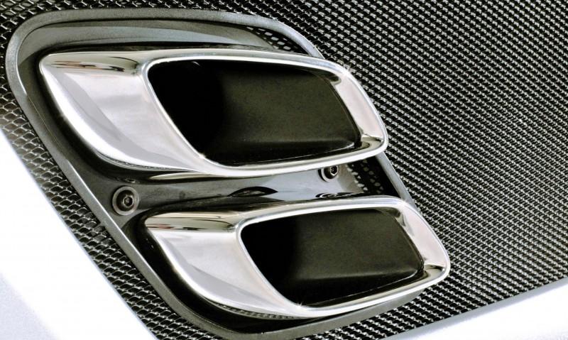 Hypercar Heroes - 2009 Mercedes-Benz SLR McLaren 722 Stirling Moss 51