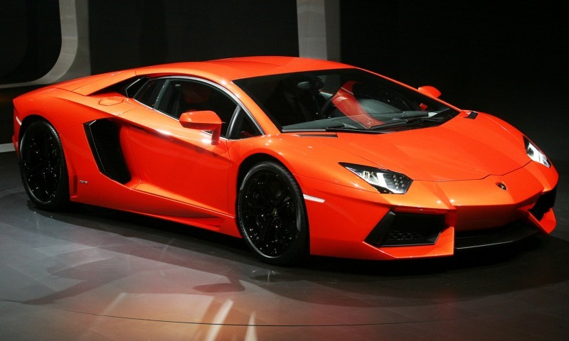 Hypercar Showcase - 2014 Lamborghini Aventador Trumped Only By Aventador J and Aventador Roadster 12
