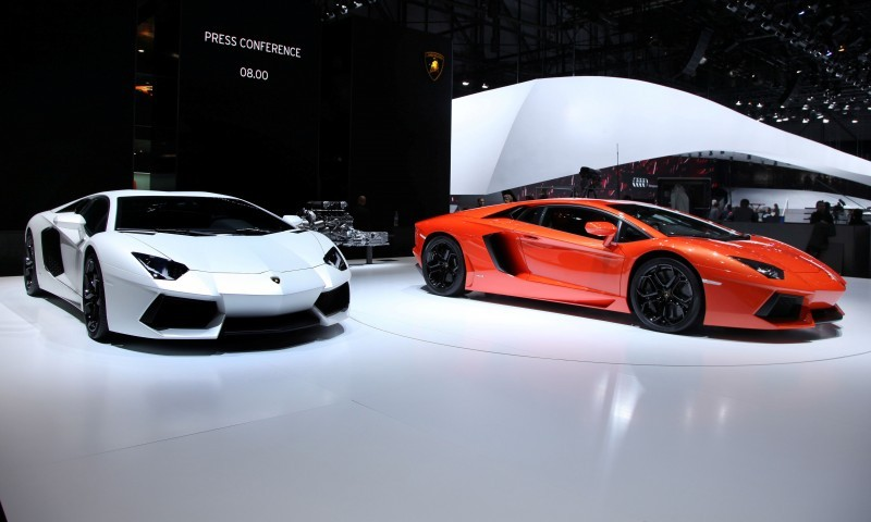 Hypercar Showcase - 2014 Lamborghini Aventador Trumped Only By Aventador J and Aventador Roadster 13