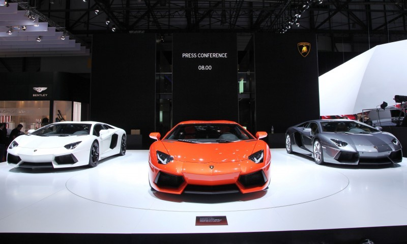 Hypercar Showcase - 2014 Lamborghini Aventador Trumped Only By Aventador J and Aventador Roadster 14
