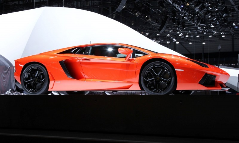 Hypercar Showcase - 2014 Lamborghini Aventador Trumped Only By Aventador J and Aventador Roadster 15