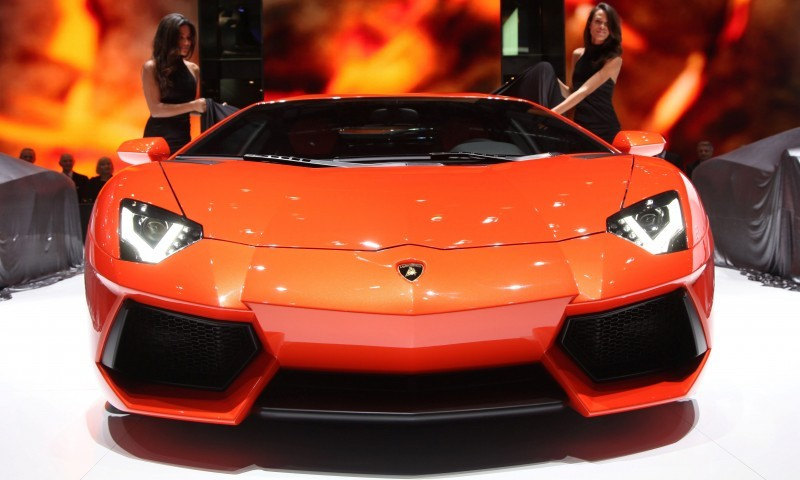 Hypercar Showcase - 2014 Lamborghini Aventador Trumped Only By Aventador J and Aventador Roadster 16