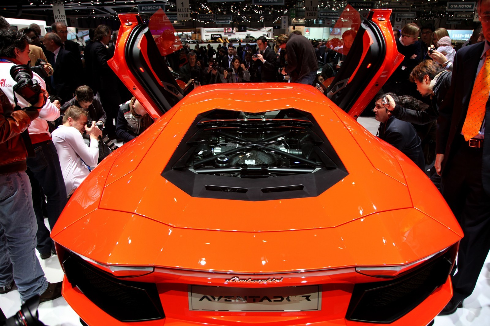 Hypercar Showcase - 2014 Lamborghini Aventador Trumped Only By Aventador J and Aventador Roadster 17