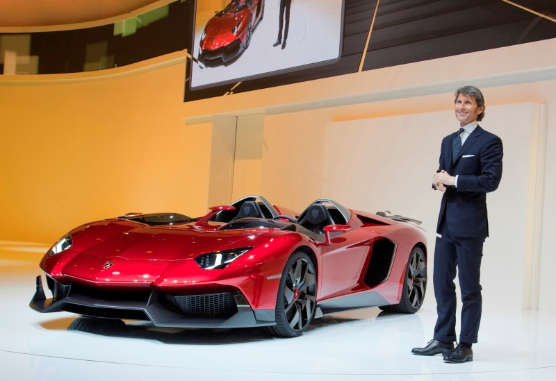 Hypercar Showcase - 2014 Lamborghini Aventador Trumped Only By Aventador J and Aventador Roadster 19