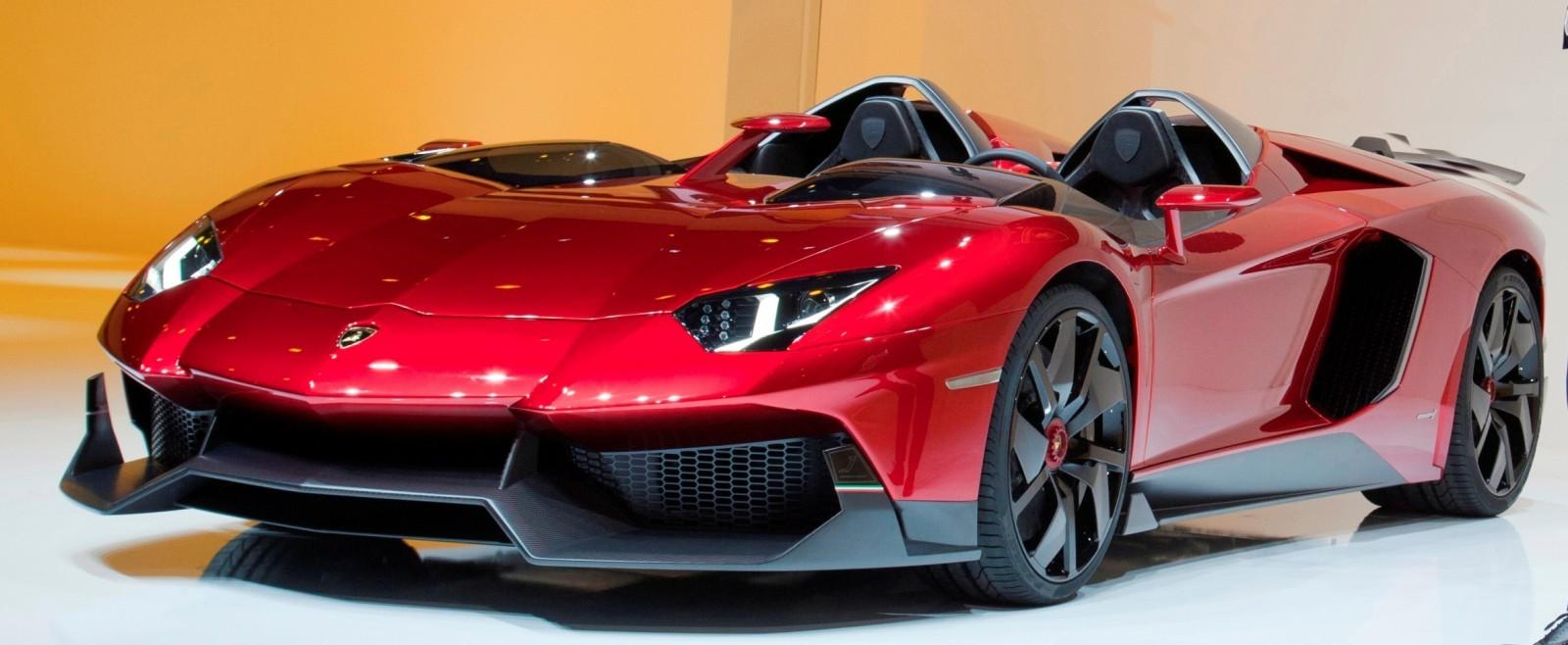 Hypercar Showcase - 2014 Lamborghini Aventador Trumped Only By Aventador J and Aventador Roadster 20